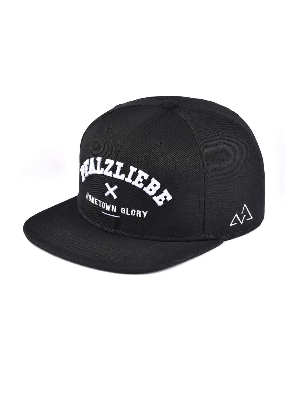 00da1adc1082c3 PFALZLIEBE 2.0 CAP BLACK   Palatina Outfitters