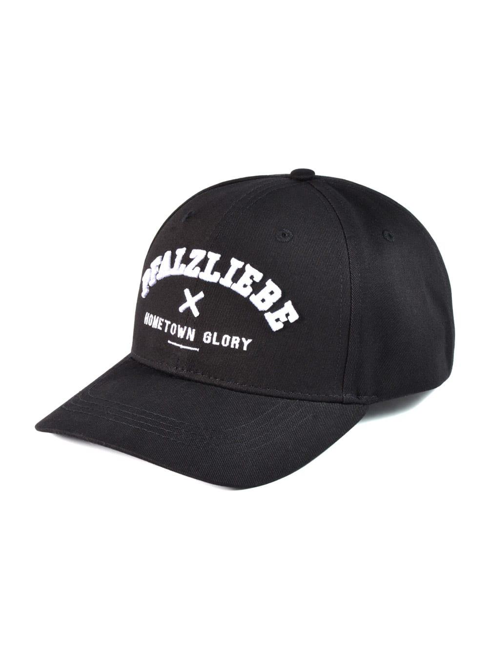 7836184f250b13 PFALZLIEBE 2.0 BASECAP BLACK   Palatina Outfitters